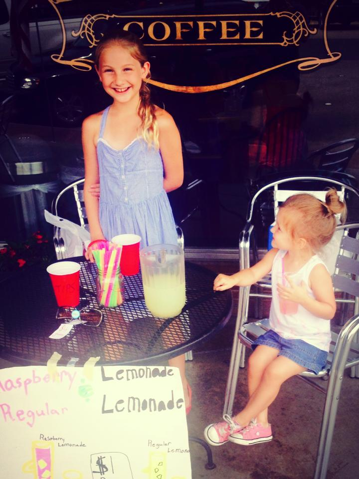 Keeping our lemonade decisions local.
