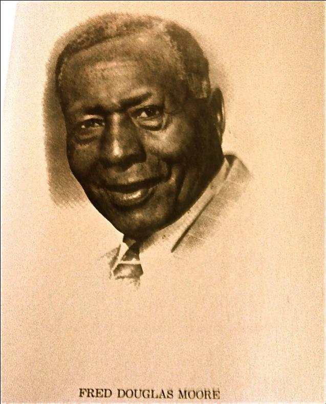 Heroic educator, Fred Douglas Moore