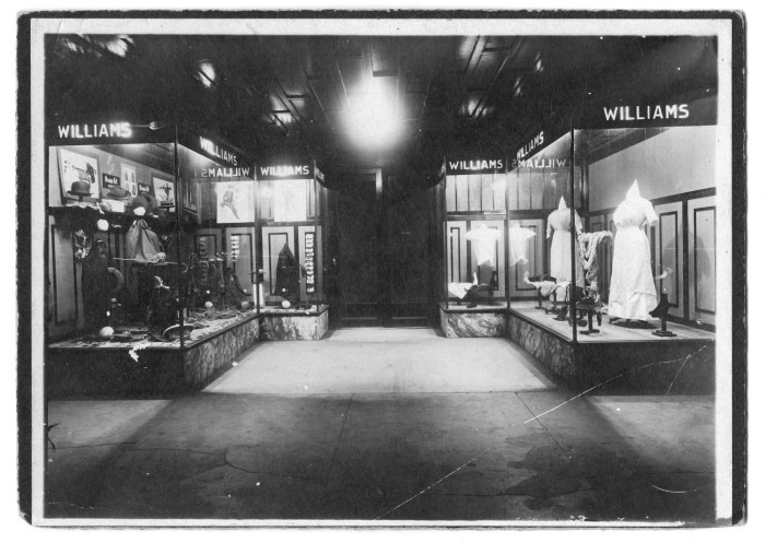 The Williams Family Store (now the storefront of Barefoot Athletics)
