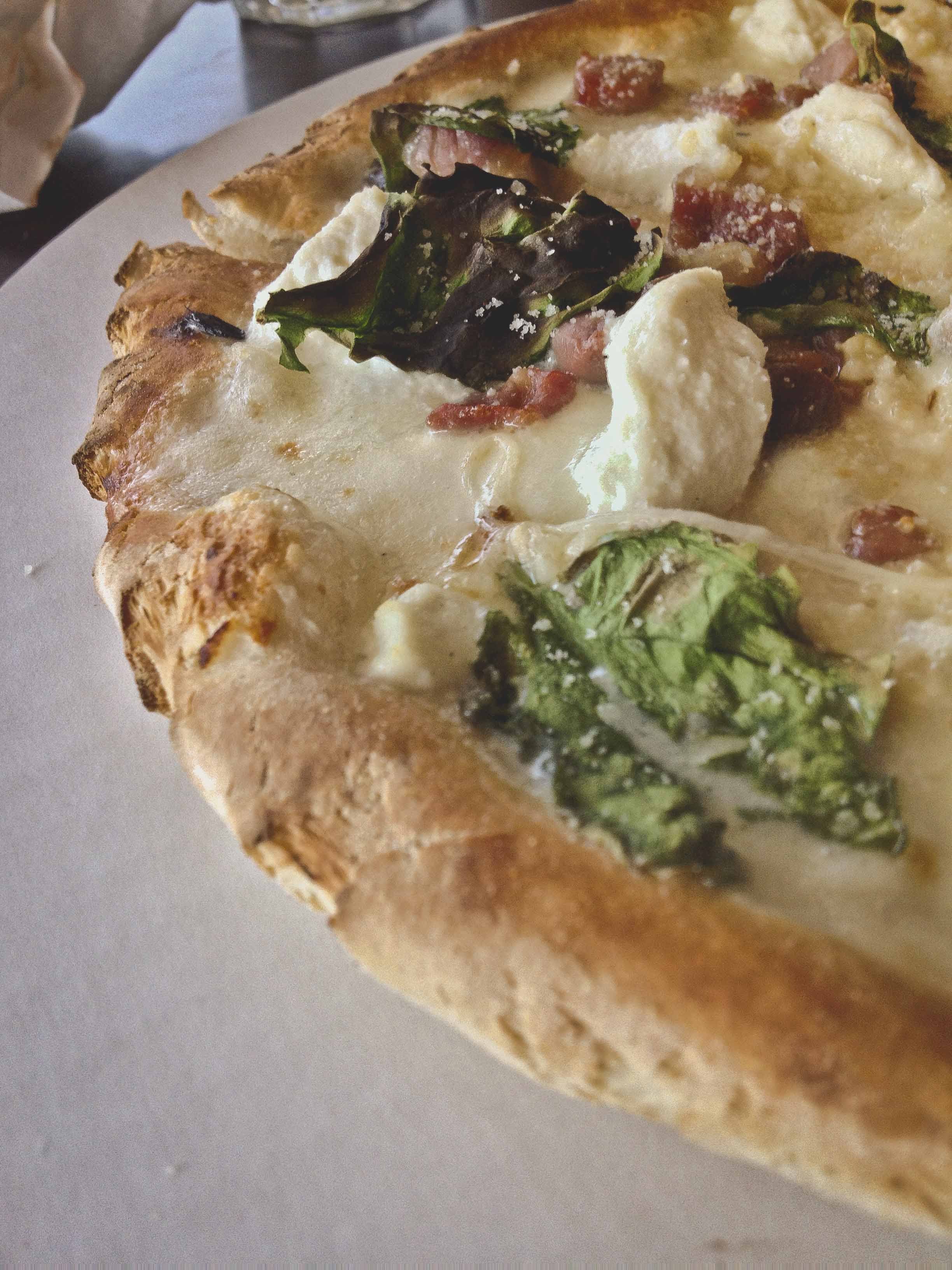 We checked out the newly-opened Last Drop Tavern on S. Elm and were pretty pleased with what we had.