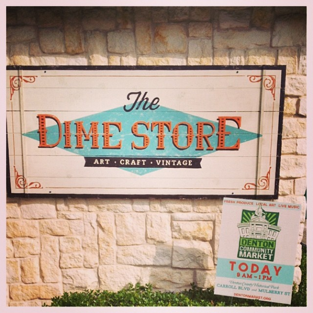Do we talk about The DIME Store too much? We don't right? Man, we love that place. Shift, DIME and La Mexicana are an excellent S. Locust trifecta.