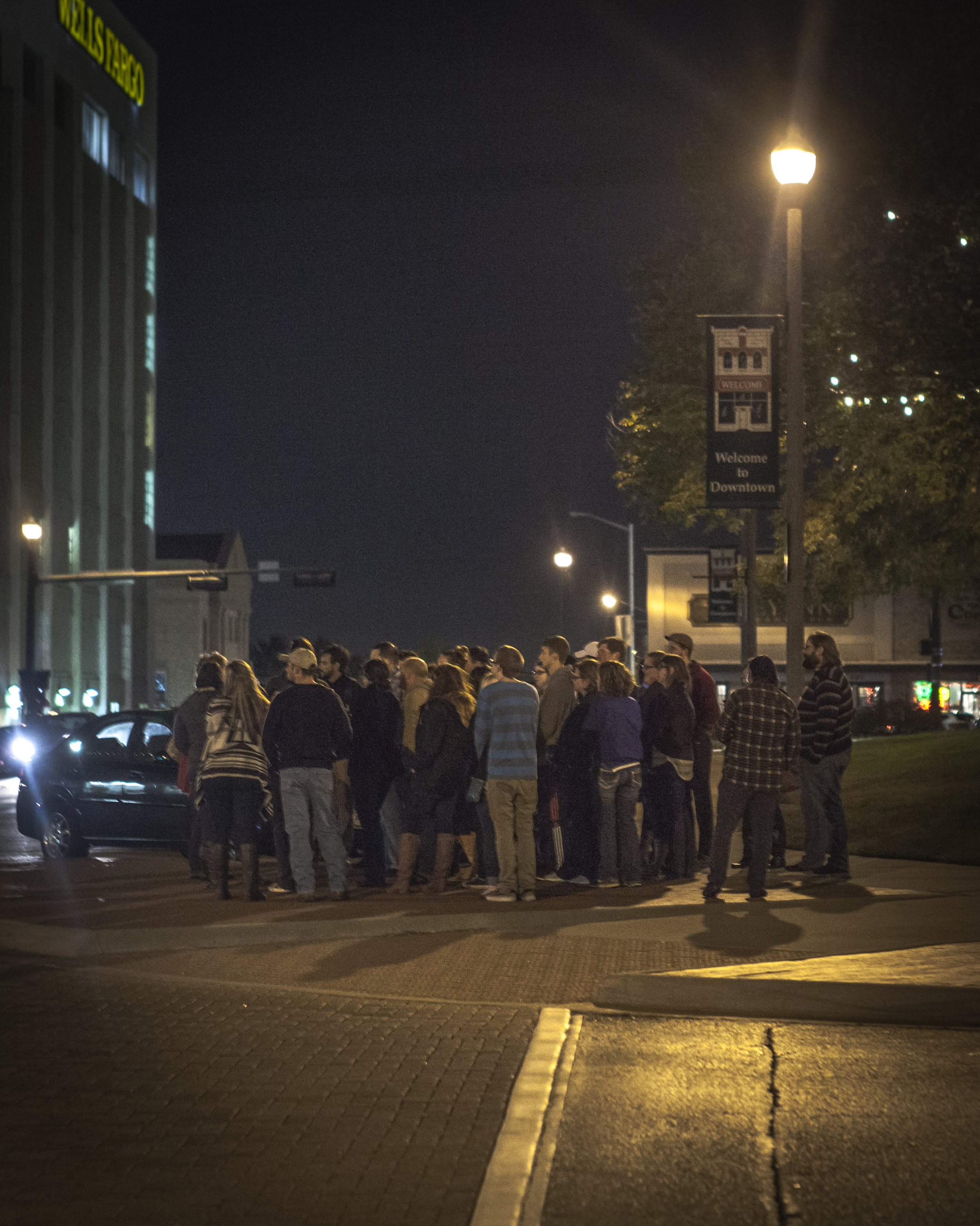 October always draws a large crowd to Denton Haunts. Have you made it out yet? Make your reservations  here .