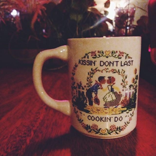 Big Mike's has the best mugs. Photo by  Shaina Sheaff .