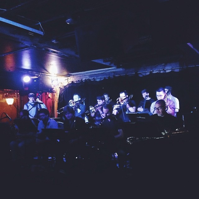 Jazz at the Abbey Underground from  Shaina Sheaff .