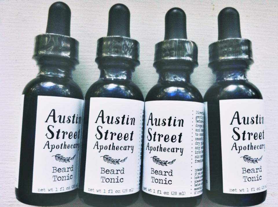 Picture from  Austin Street Apothecary