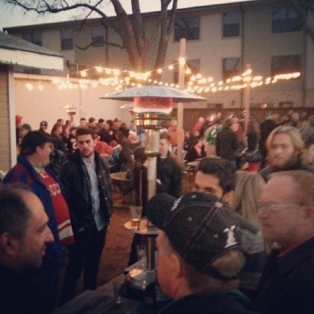 Rabbit Hole Brewing celebrated their 561 brew at Oak St. Drafthouse. Reader  Todd Spigener  was there.