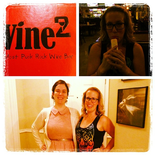 Wine Squared always has the best events. Photo by  @cookiemomster.
