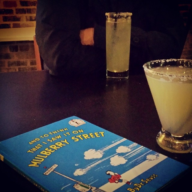 More margaritas this time from faithful reader  Todd Spigener.