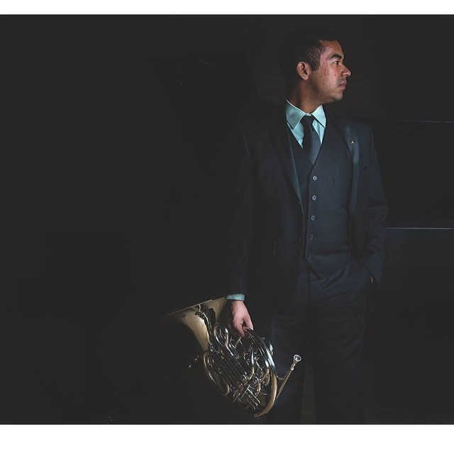 Zach Ashcraft  has been working on some UNT college of music portraits and we think they're just awesome.