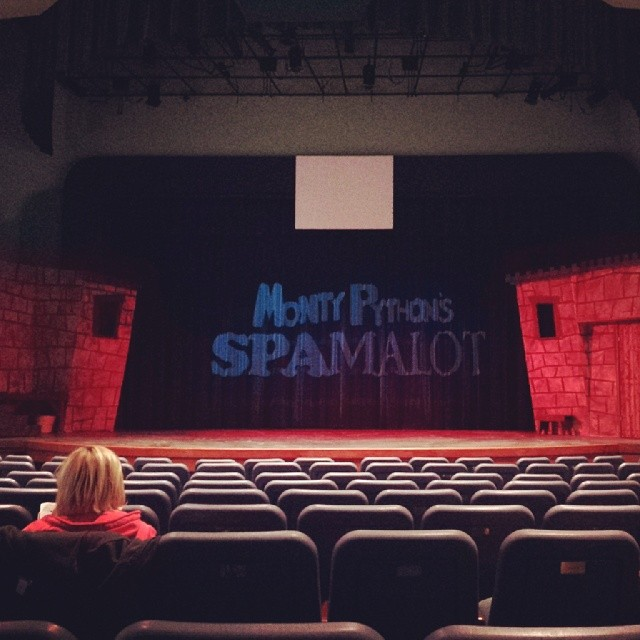 You can still purchase tickets for MTD's production of Spamalot for this upcoming weekend right  here . Photo by  Stefania K .