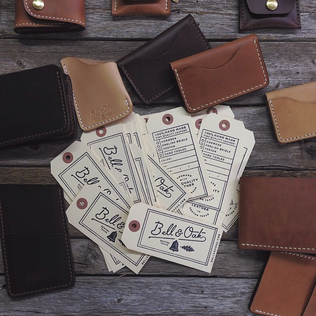 We are pumped that  @bellandoak  has finally launched their online store and started selling their products inside Weldon's Western Wear. Stop by and get some awesome handmade leather goods ASAP!