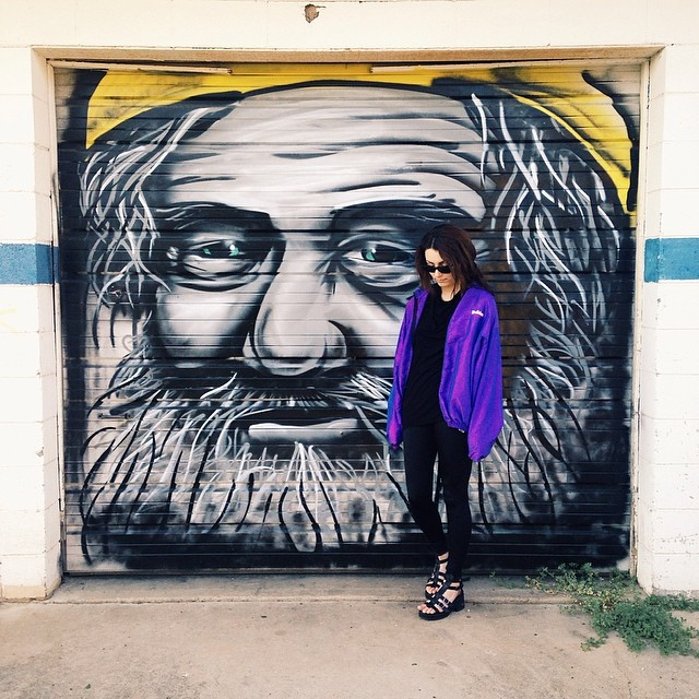 Another awesome mural. Photo by Kristin Scott