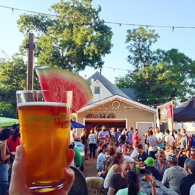 _armadilloaleworks_release__party_for__Wundermellon_at__oakstdrafthouse__a__watermellon__kolsch_that_I_wish_I_had_all__summer.___beer__beernerd__beerporn__beertography__craft__craftale__craftbeer__craftbrew__local__texas__denton__dentoning__tx__dento.jpg