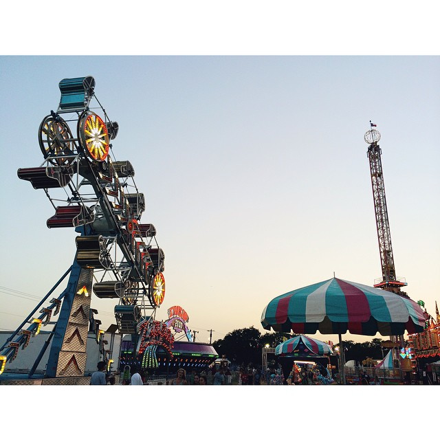 The North Texas State Fair is exactly what you'd expect from a fair in a small town in Texas, and that's not a bad thing at all. Funnel cake, rides and plenty of rodeo-action to satisfy whatever that part inside of you that needs that sort of thing is.