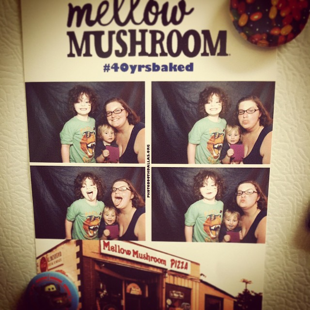 Mellow Mushroom celebrated their 40th birthday last week by dropping prices down to 1974 levels.