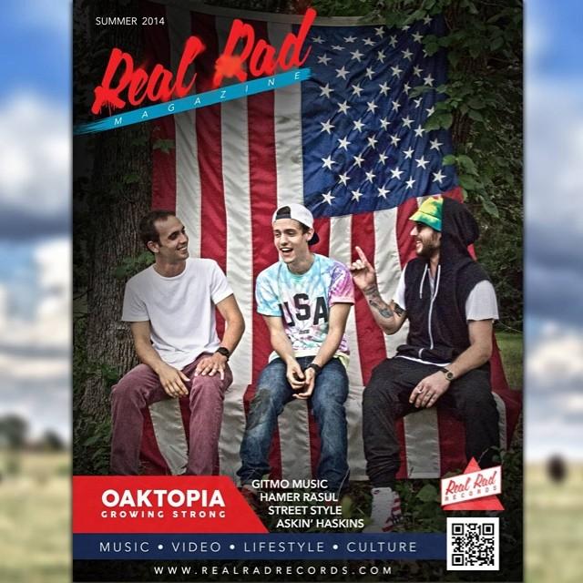 "Preston Ehrsam,Corey ""S. Good"" Claytor, and Matt Battaglia, founder of Oaktopia"