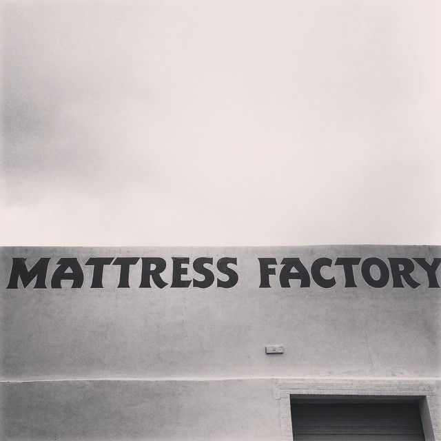United Holland Mattress will soon be moving out to the antique mall by Rose Costumes.