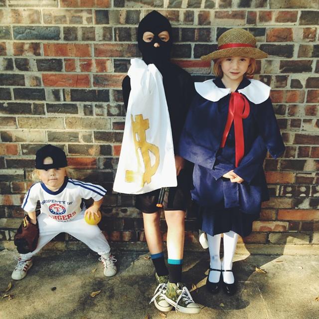 Madeleine, baseball player and robber Madeleine.