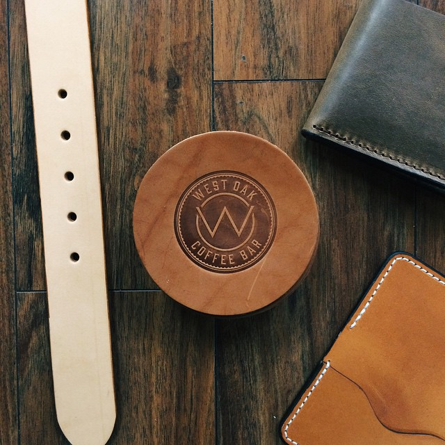 West Oak Coffee Bar x Bell and Oak collaboration. We love it when awesome folks get together.