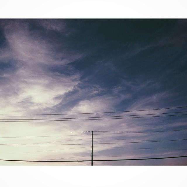 Sky by @eightyonegrayphoto.