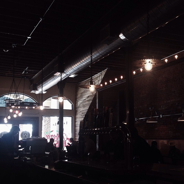 Chandler Hackney and West Oak Coffee Bar.