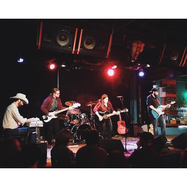 Melissa Ratley album release show at Dan's on Saturday.