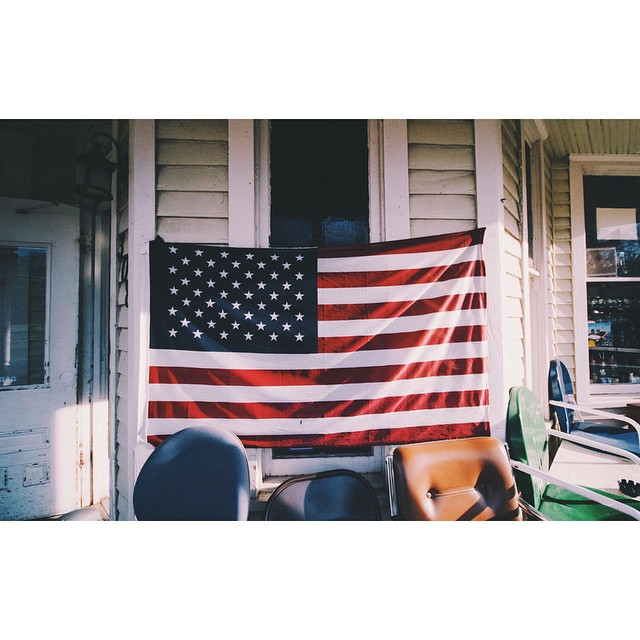 @fiftyfiveonepointfour and an American porch.