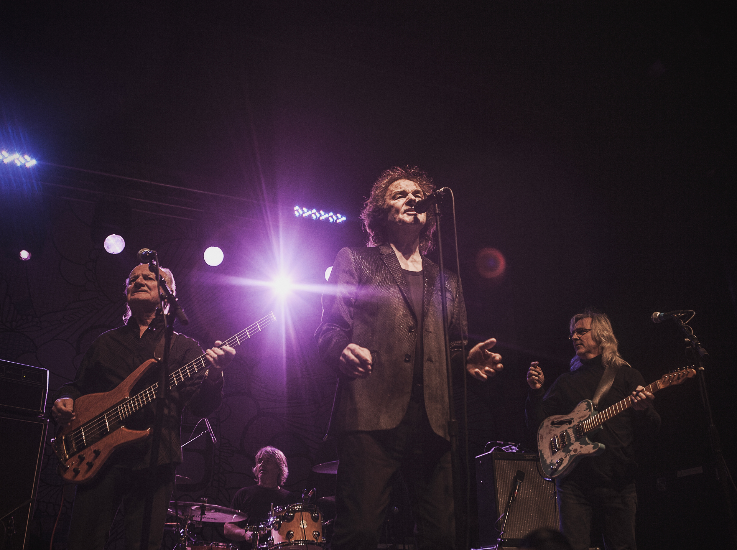 The Zombies. Photo by  Will Milne .
