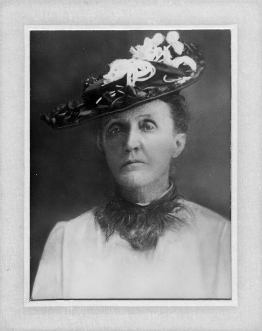 Louisa Mansfield Owsley, Denton's First Female Homeopathic Doctor, arrived in 1872. Her life would make one heckuva movie. Photo from  DentonHistory.net.