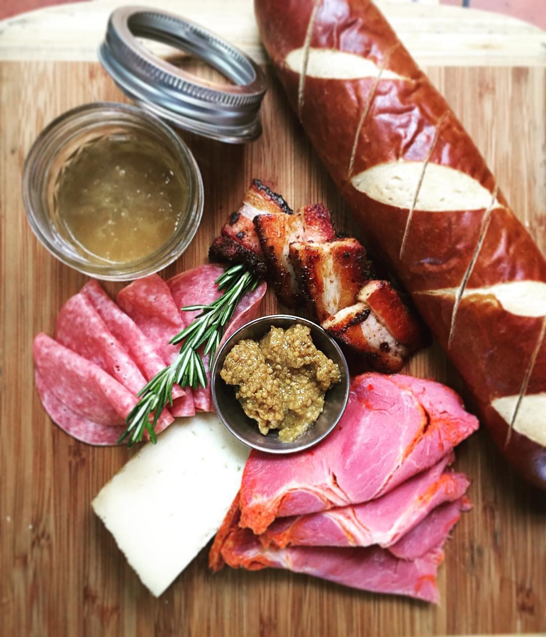 @Hannahsoffthesquare has always had one of our favorite charcuterie boards in town.