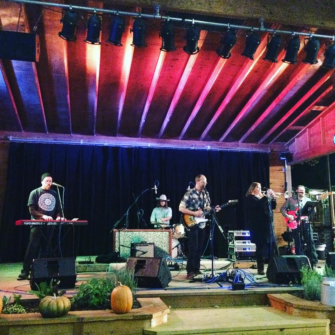 Skagg Phillips at Harvest House's Harvest Fest this past weekend. Photo by @brokeasschris10.