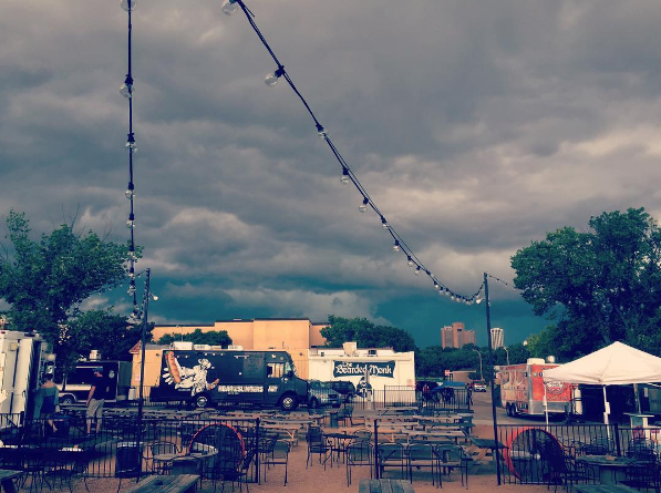 @ stellar_yogi knows that watching the storms roll in is a Texas treat.