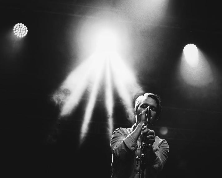 Jonathon Tyler.Photo by  Will Milne .