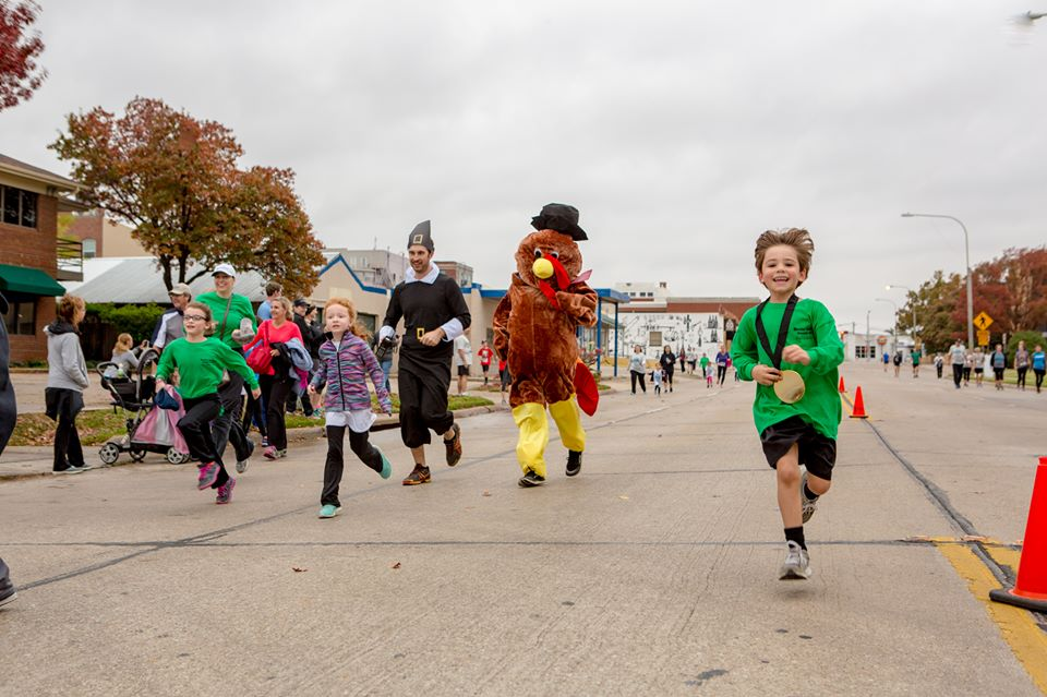 The 2nd annual downtown Turkey Trot is this Thursday!