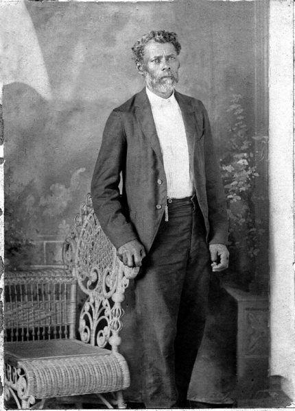 "Denton County rancher John Dolford ""Bob"" Jones built a modest empire but greatly valued education Photo courtesy of Find A Grave."
