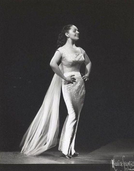 Louise Tobin was a Denton legend.