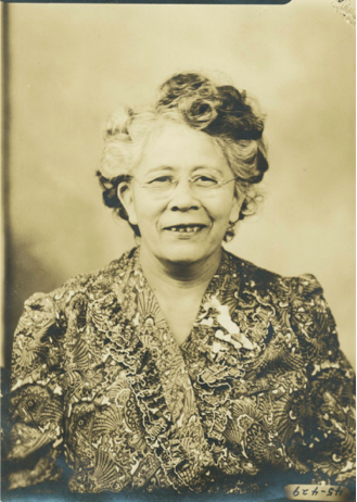 Marguerita Avila Villaneuva  was a young widow when she emigrated from Mexico to Denton in the early 1920s
