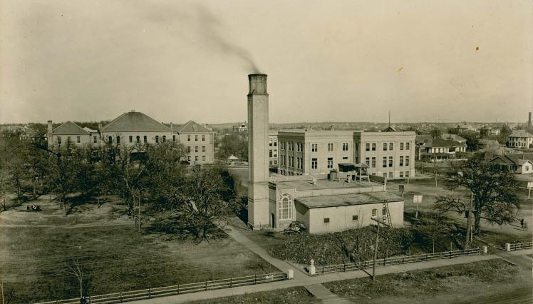 Learn about Denton history this Saturday at The Normal - 1921 at UNT on the Square.