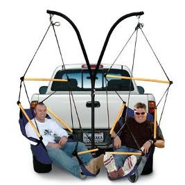 there's really nothing i can say about these tailgate chairs. it left me speechless which is really hard to do.
