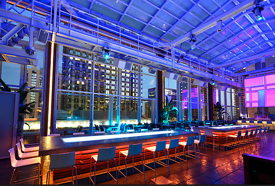 The Roof on theWit, Chicago.