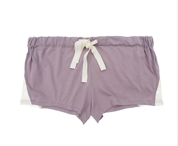 Zinke Jilly Shorts $77.00.  The softest of all cotton, these loungy shorts are a girls best friend on a hot summer morning at the beach.