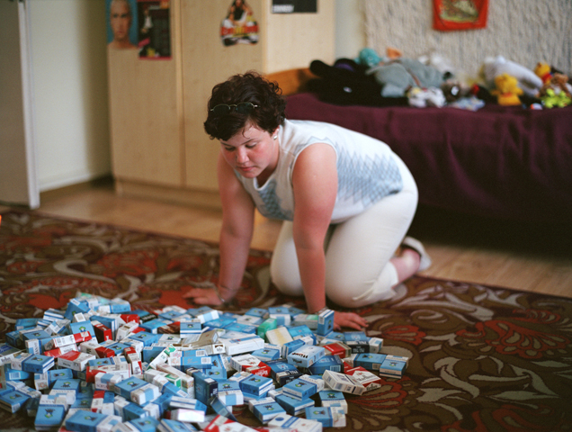 City of Children | Monika Merva  Side Gallery: 11/05/09 - 12/12/09