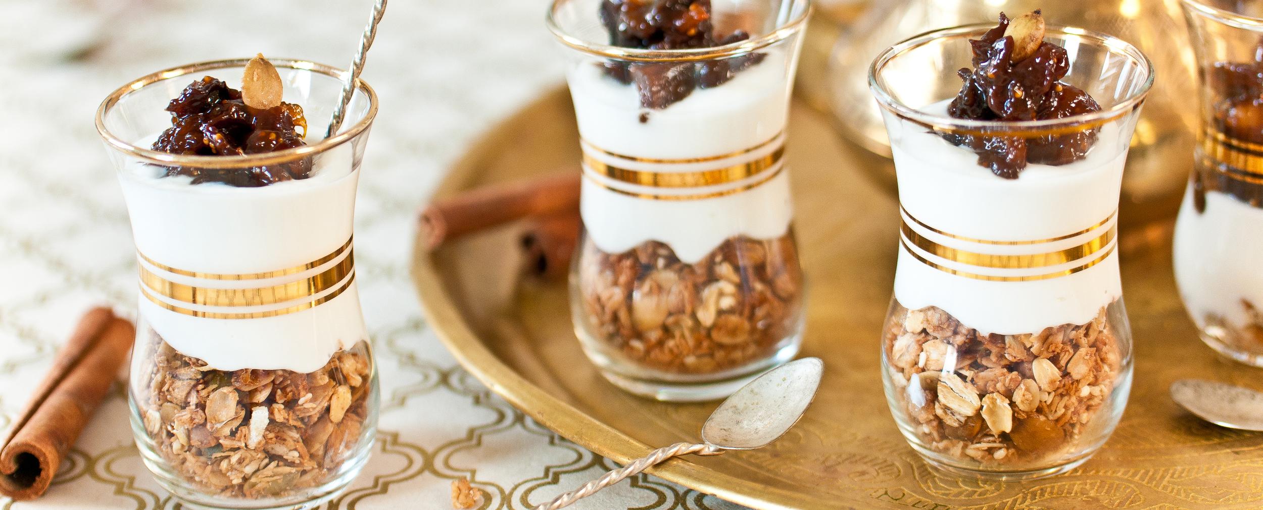 Greek Yogurt, Home Made Granola & Tanzeya Dessert Cups_banner.jpg