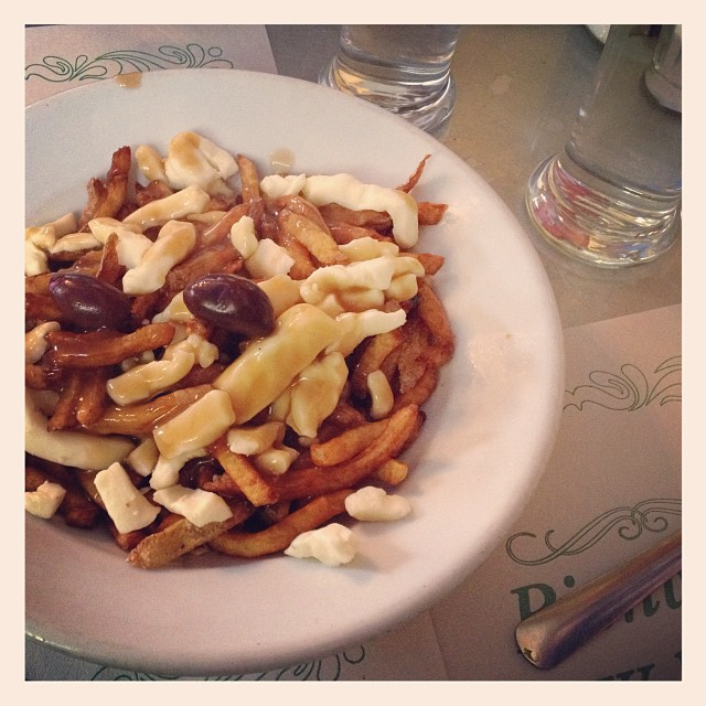 when in montreal.. eat poutine