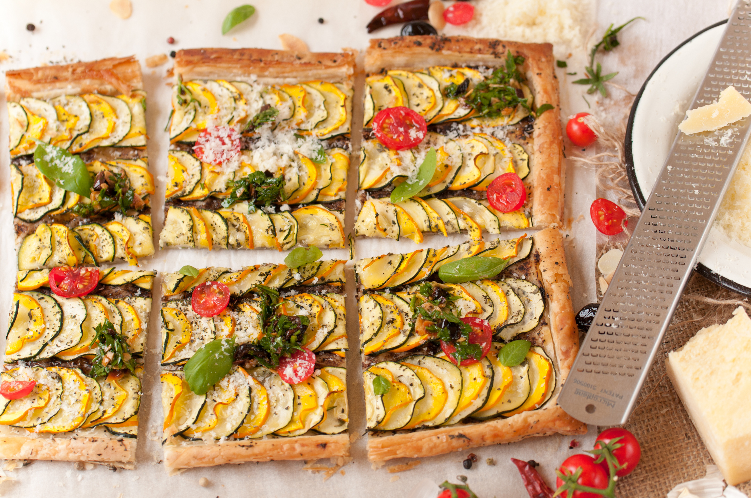 Provincial Puff Pastry