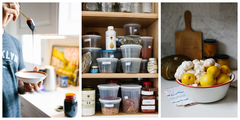 GET A PEAK INTO OUR PANTRY