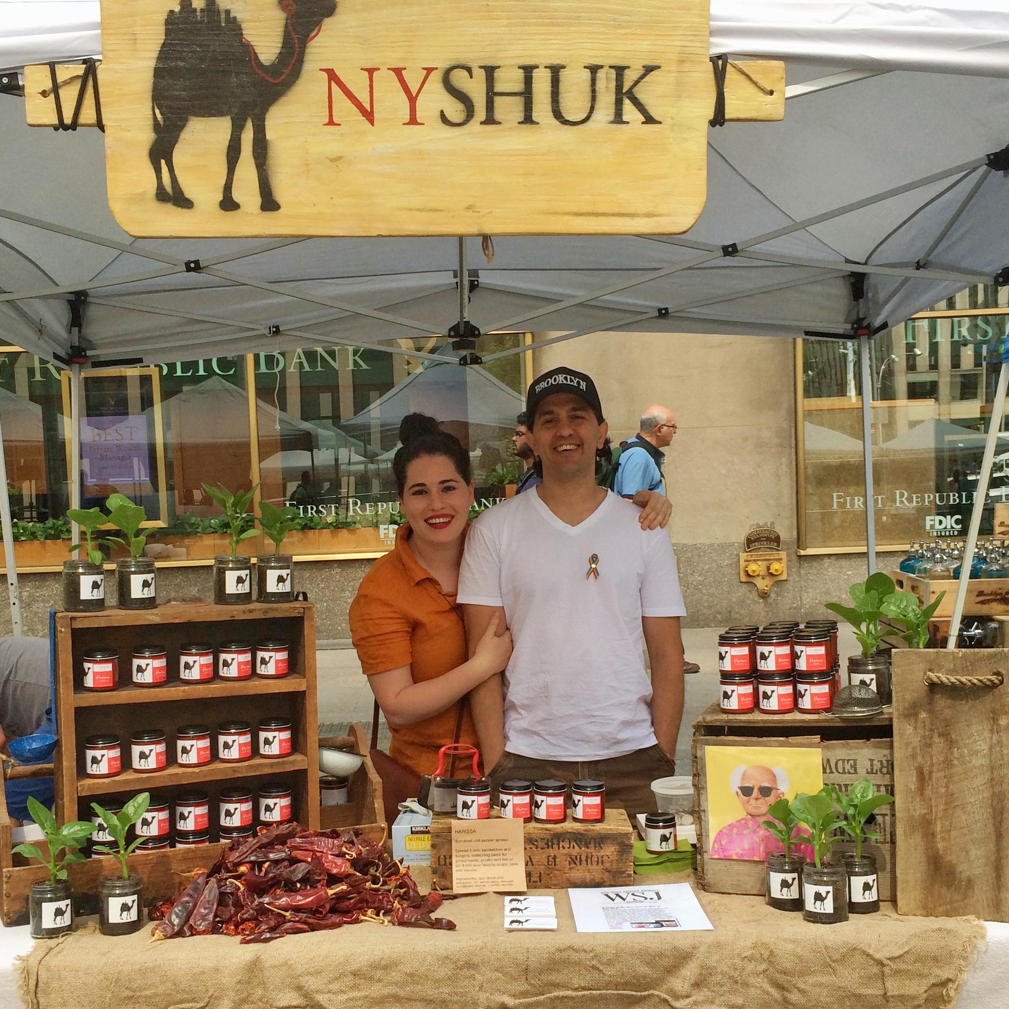 Taste of Jewish Culture Street Fair, NYC, 2016