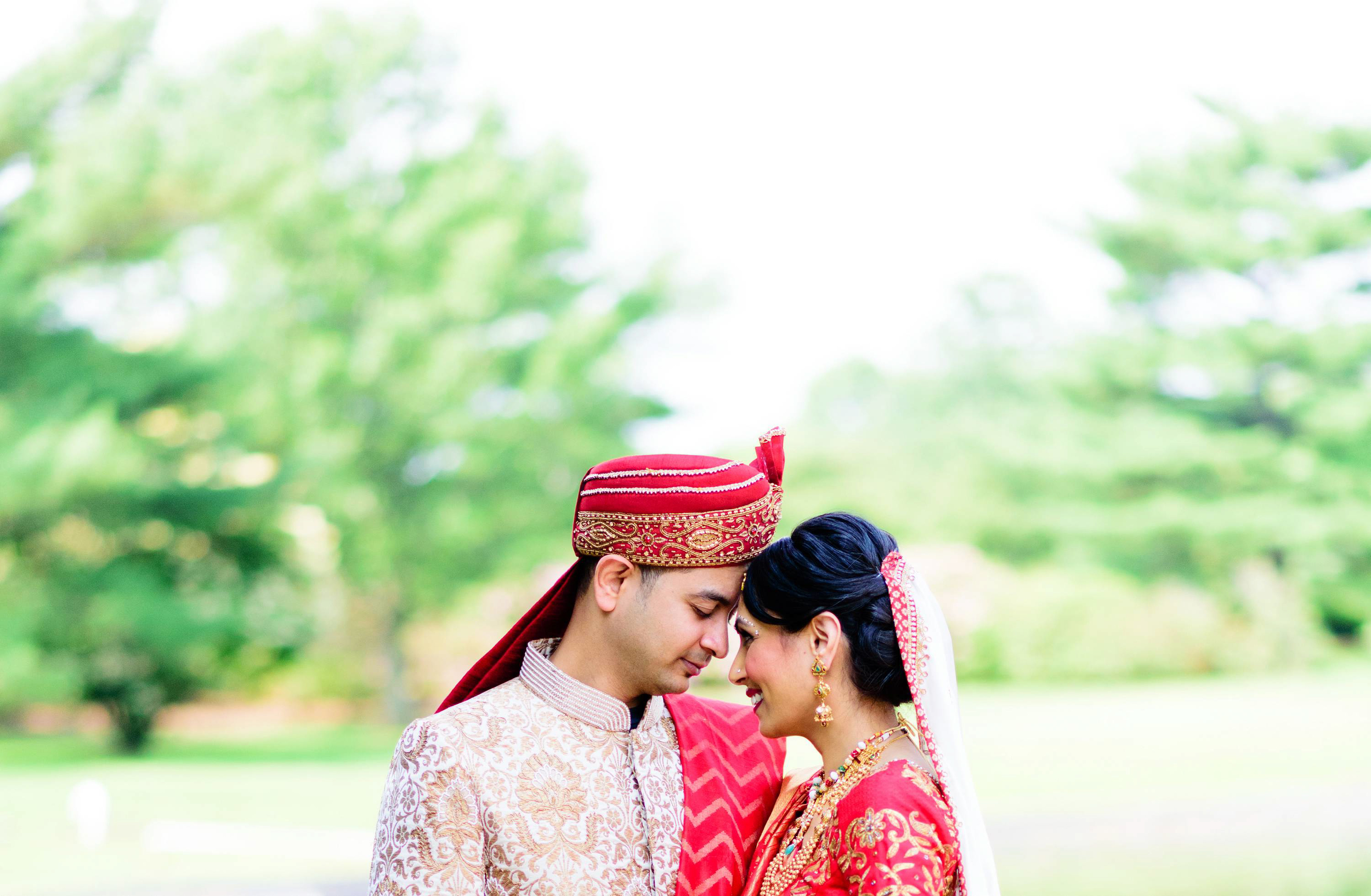 Their expectation from pictures was documentary style and needed guidance when necessary and that's how we shoot. This picture is soothing and perfect to describe their intimacy of their wedding.