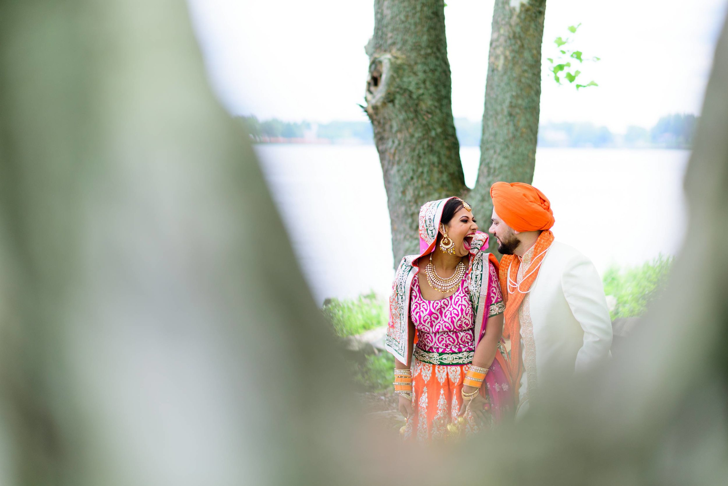 Love, laughter, intimacy, joy, and memorable moments are a few reasons to name which helps us document some authentic photos for our couples.