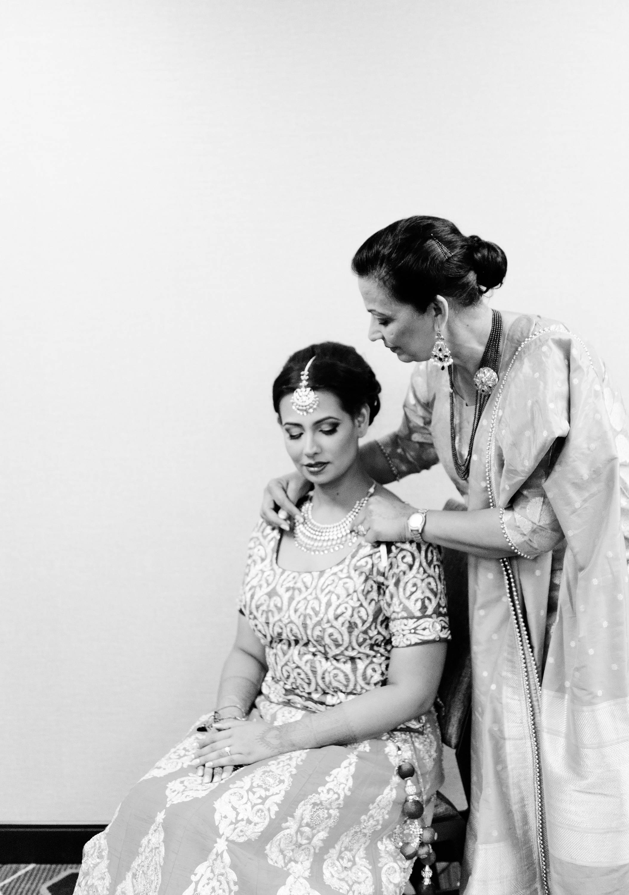 There is nothing more serene and pure to document than the mother & daughter's love.